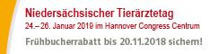 Niedersächsischer Tierärztetag 2019